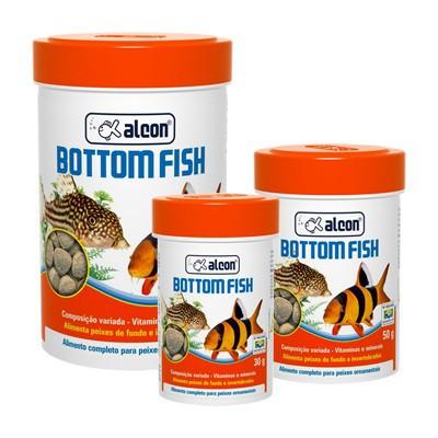 Ração para Peixe Botton Fish