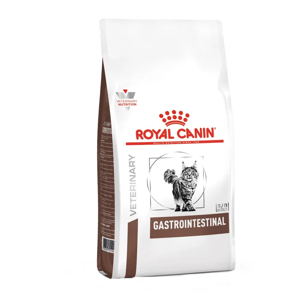 Ração Royal Canin Feline Veterinary Diet Gastrointestinal