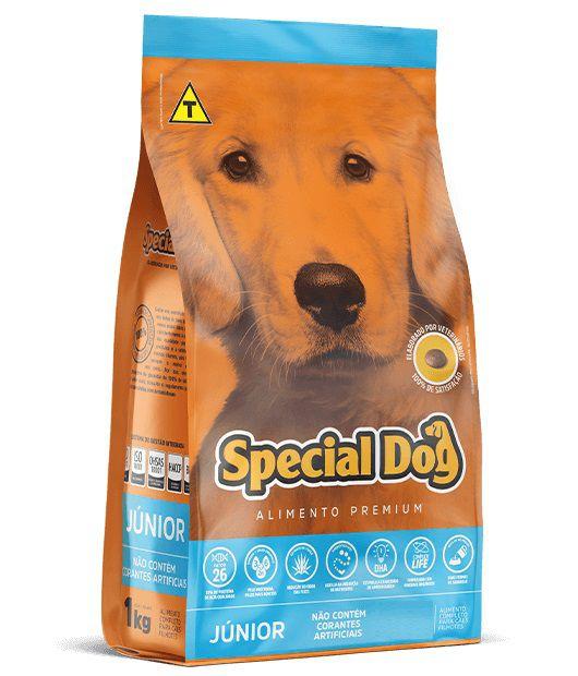 Ração Special Dog Premium Cães Filhotes