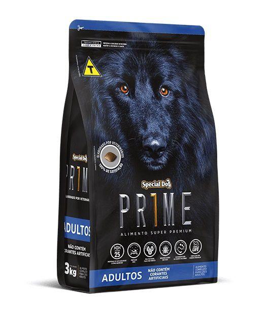 Ração Special Dog Super Premium Prime Cães Adultos 15Kg