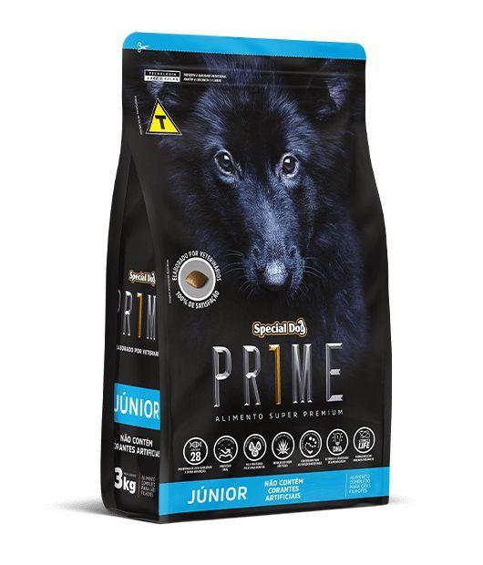 Ração Special Dog Super Premium Prime Cães Filhotes