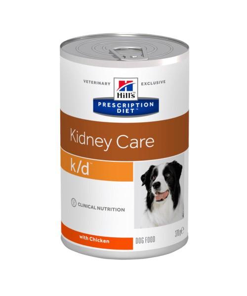 Ração Úmida Hills Canine Prescription Diet I/D Cuidado Renal 370g