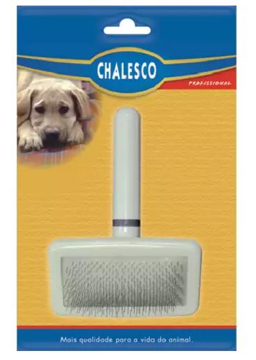Rasqueadeira Macia para Cães