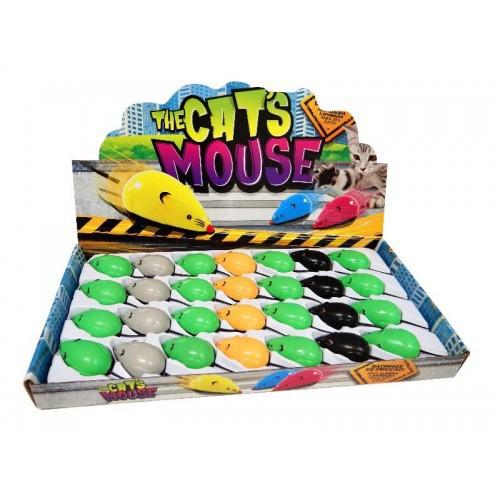 Ratinho Fricção The Cats Mouse - Unidade