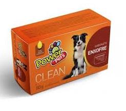Sabonete de Enxofre Power Pets 80g