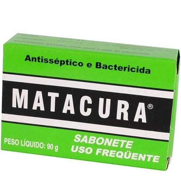 Sabonete Matacura Antisseptico 90g
