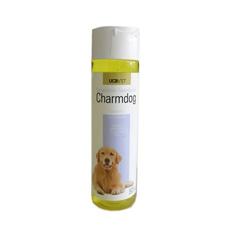 Shampoo Charmdog Carrapaticida 250ml