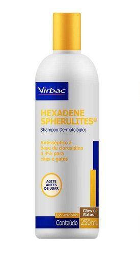 Shampoo Dermatológico Hexadene Spherulites 250ml