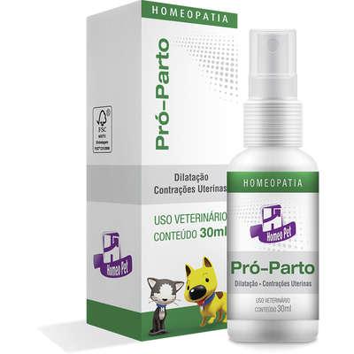 Sistema de Terapia Homepática Homeo Pet Pró-Parto 30ml