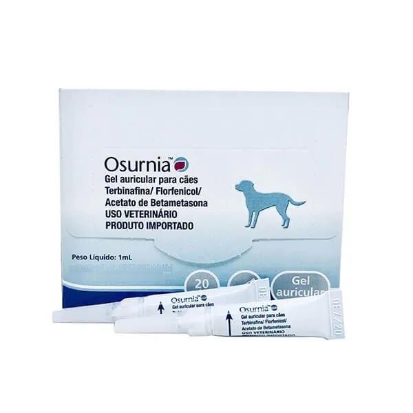 Solução Otológica Osurnia 1ML 2 Tubos