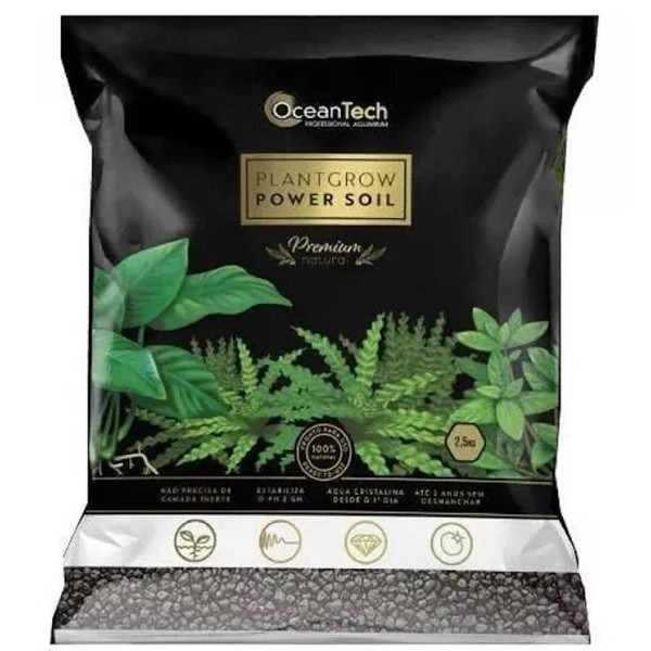 Substrato Plant Grow Power Soil 2,5kg