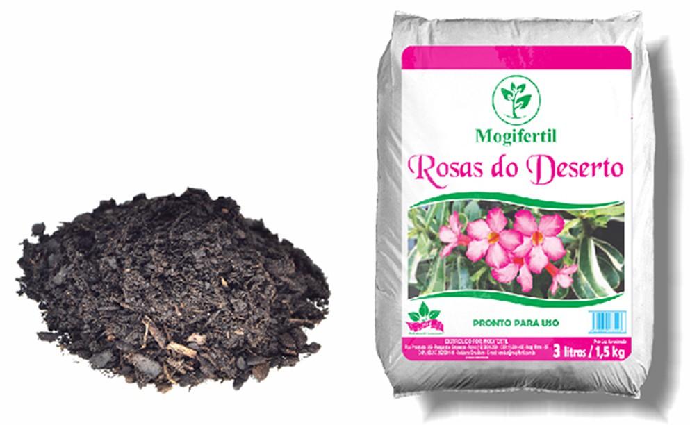 Substrato Rosa do Deserto 1,5Kg