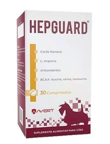 Suplemento Alimentar Hepguard para Cães