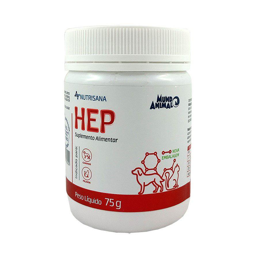 Suplemento Alimentar Nutrisana Hep 75g