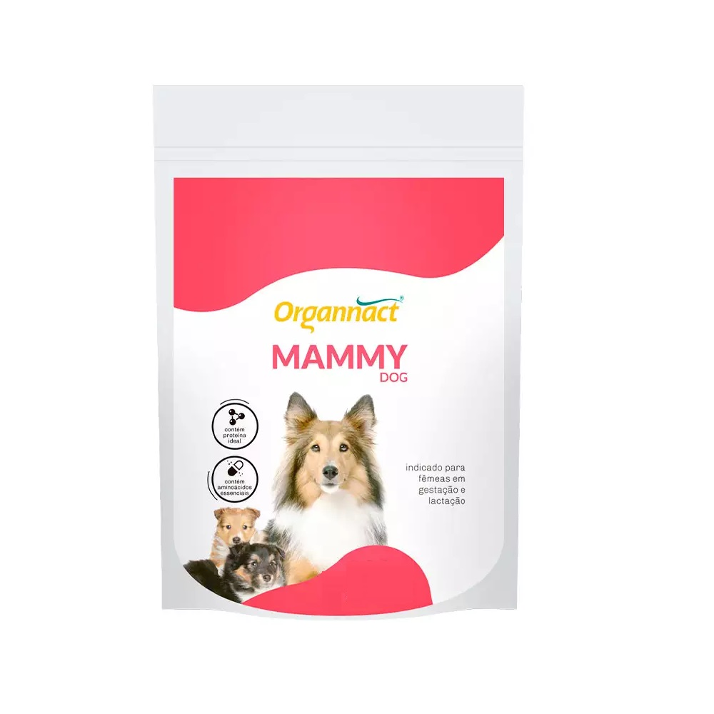 Suplemento Alimentar Organnact Mammy Dog
