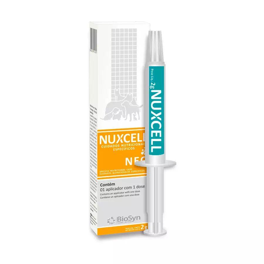 Suplemento Nuxcell Neo 2g para Cães
