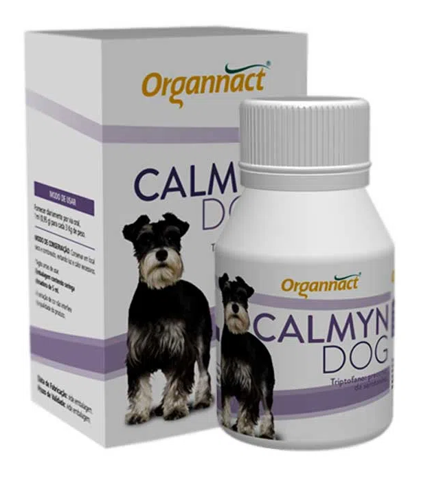 Suplemento Organnact Calmyn Dog - 40 mL
