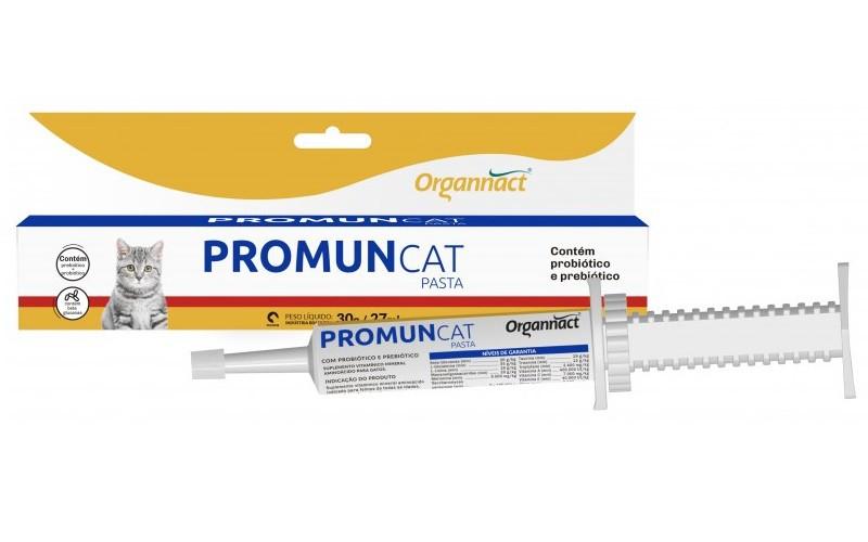 Suplemento Promun Cat Pasta 30g para Gatos