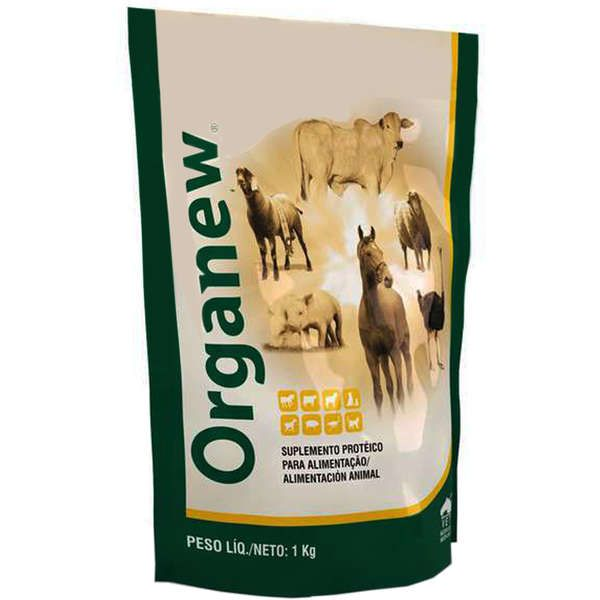 Suplemento Protéico Probiótico Organew 1kg