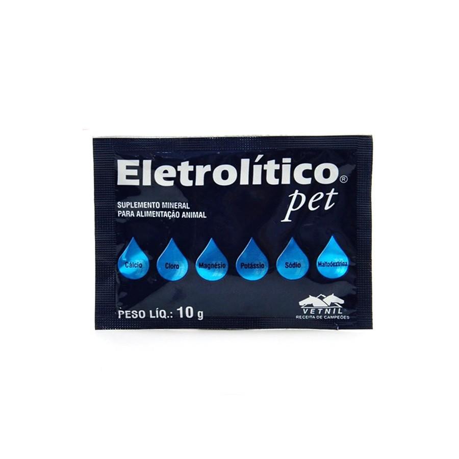 Suplemento Eletrolitico Vetnil Pet 10g