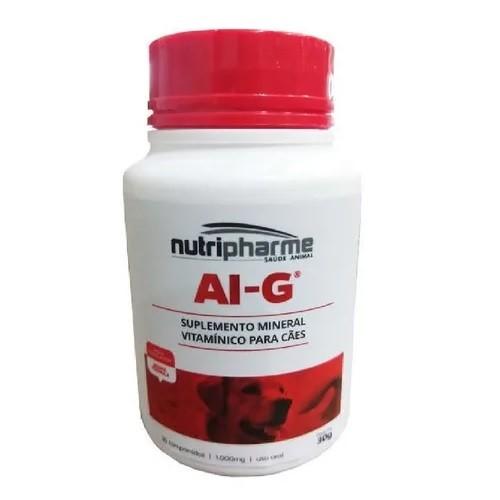 Suplemento Vitamínico AI-G para Cães 30 Comprimidos