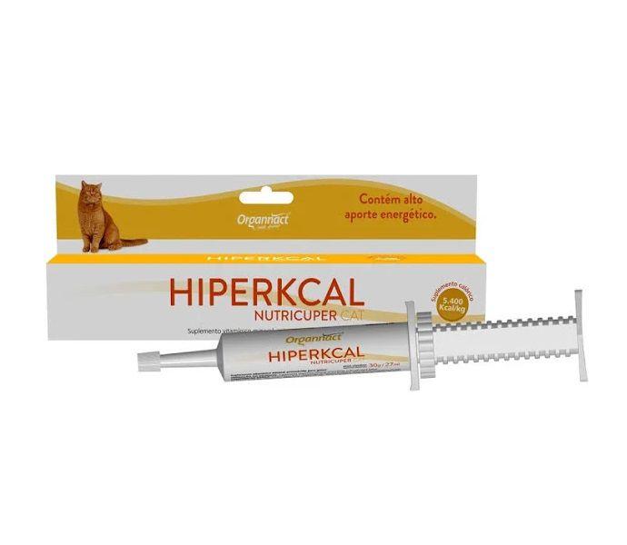 Suplemento Vitamínico Hiperkcal Nutricuper Cat 30g