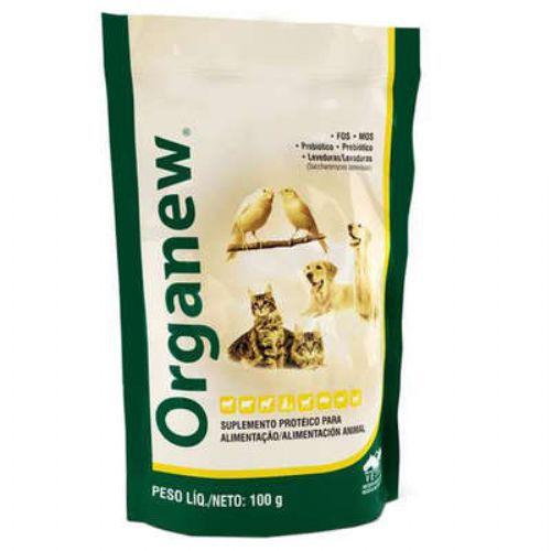 Suplemento Vitamínico Organew Forte Probiótico + Prebiótico - 100g