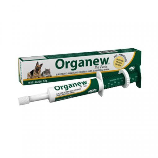 Suplemento Vitamínico Organew Forte Probiótico + Prebiótico Pasta 12g