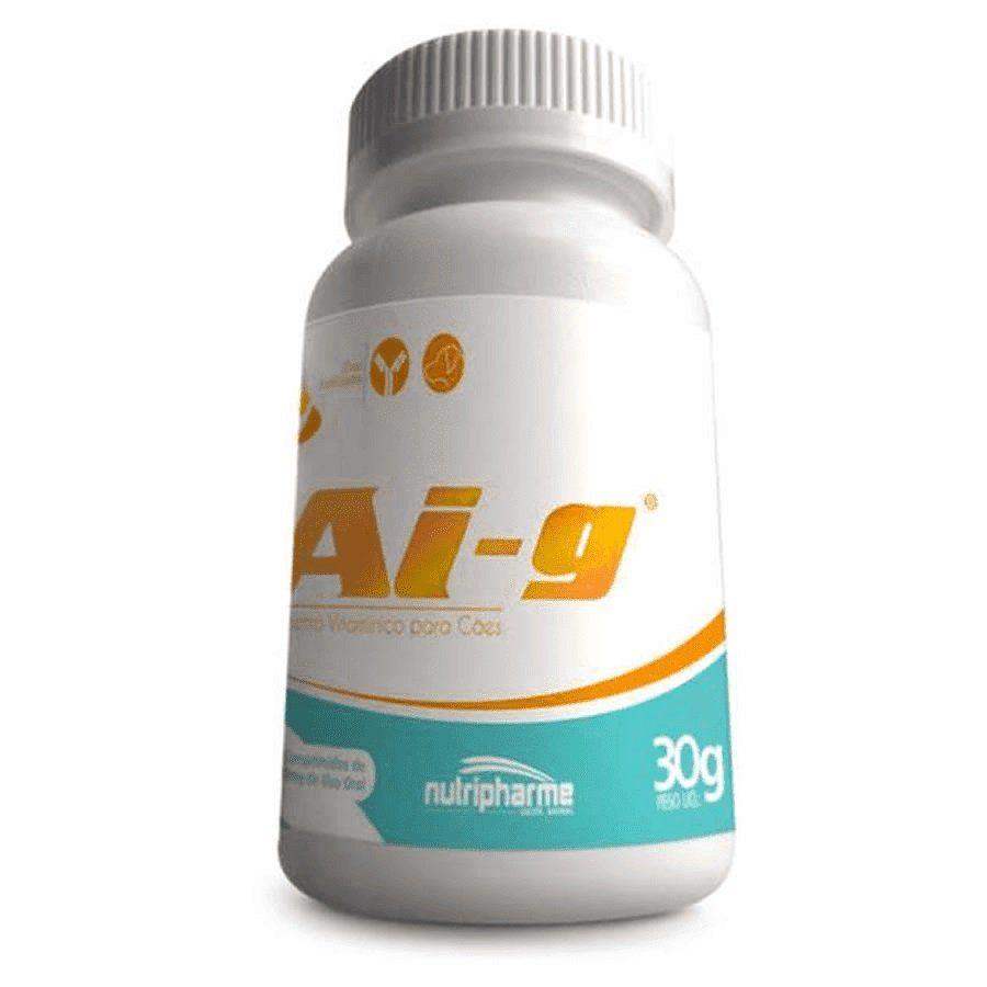Suplemento Vitamínico para Cães Ai-g 30g