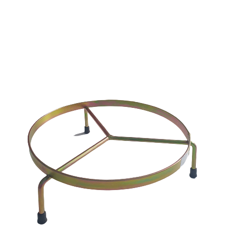 Suporte para Vaso Reforçado de Planta Redondo 27cm
