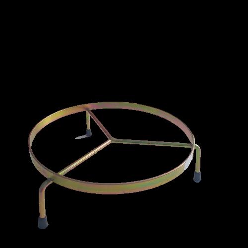 Suporte para Vaso Reforçado de Planta Redondo 33cm