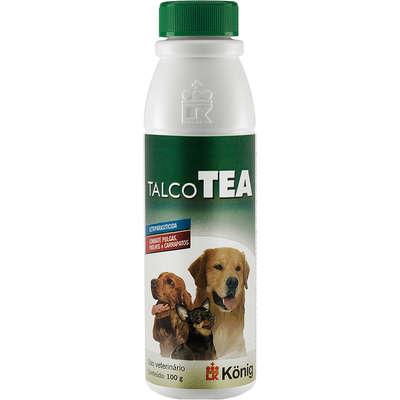 Talco  Ectoparasiricida Tea Konig para Cães 100g