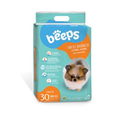 Tapete Higiênico Beeps Puppy 56x56 30und