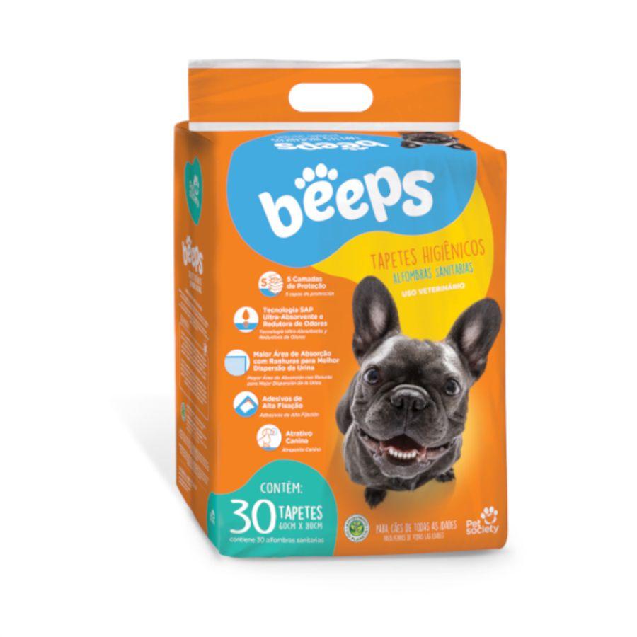 Tapete Higiênico Beeps Puppy 60x80 30 und