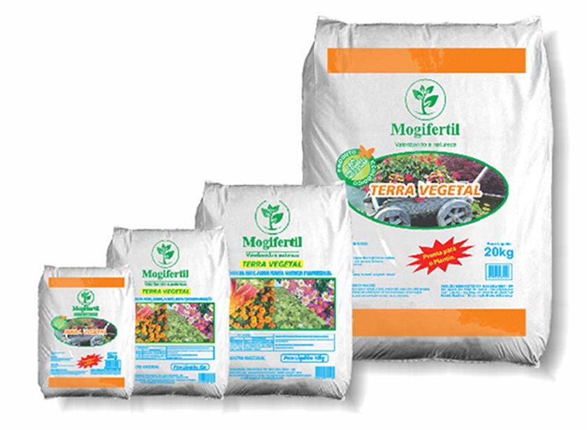 Terra vegetal - Mogifertil