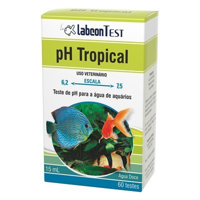 Test PH Tropical Labcon 15ml