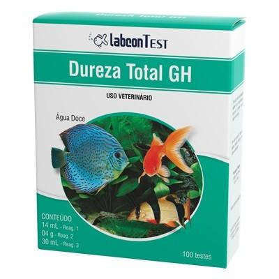 Teste Dureza Total GH Alcon Labcon