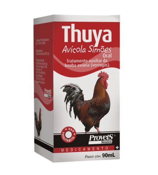 Thuya Avicola Simões Oral 90ml