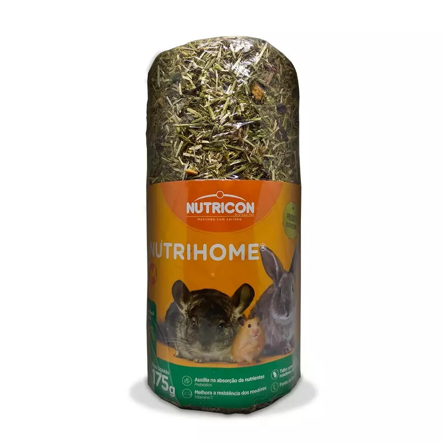 Tubo Nutricon Nutrihome para Hamsters