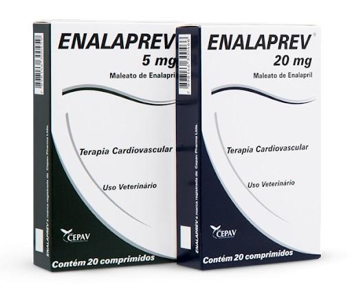 Vasodilatador  Enalaprev 20 comprimidos