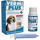Vermiplus Cães E Gatos 20ml