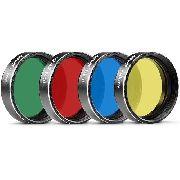 "Kit Filtros Coloridos 1.25"""