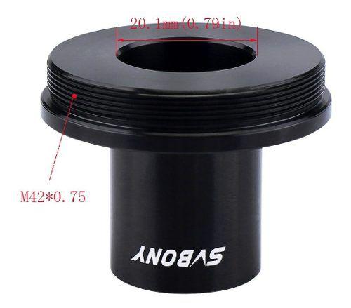 Adaptador Canon T2 Para Microscopio