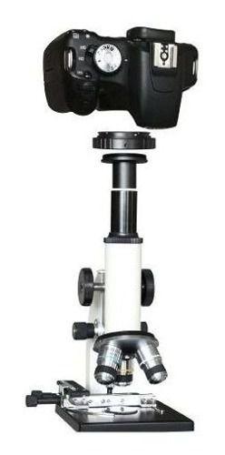 Adaptador Nikon T2 Para Microscopio