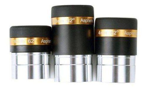 Kit Ocular Aspheric Grande Angulo 62°