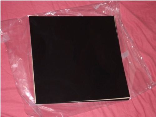 Filtro Solar Polimero Preto - Folha 10 X 10 Cm