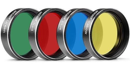 Kit Filtros Coloridos 1.25