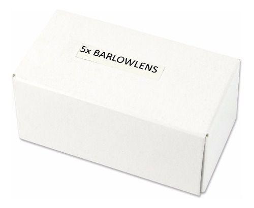 Barlow 5x - 3 Lentes, Adaptador T