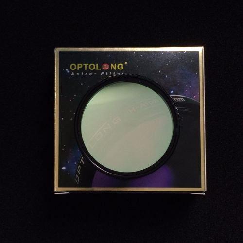 """Filtro Uhc Optolong 1,25"""" - Nebulosa e Poluição Luminosa"""