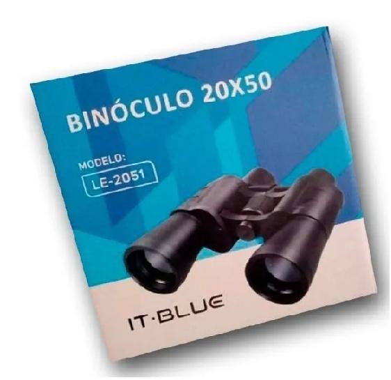 Binoculo It.Blue 20x50  BK4
